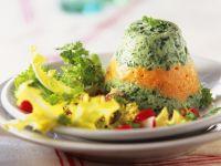 Vegetable Terrine with Salad recipe