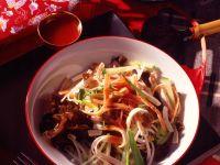 Vegetable Tofu Salad recipe