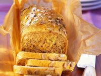 Vegetable Whole Grain Loaf with Sunflower Seeds recipe