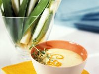 Vegetables with Quark Dip recipe