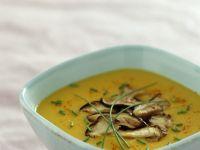Vegetarian Bisque with Mushrooms recipe