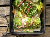 Vegetarian Cabbage Rolls recipe