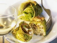 Vegetarian Cabbage Roulade recipe