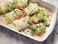 Vegetarian Cabbage Roulades recipe