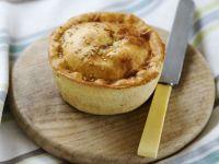 Vegetarian Lard Pastry Pie recipe