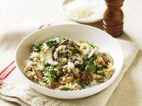 Vegetarian Mushroom Rice recipe