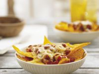 Vegetarian Nacho Bowl recipe