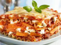 Vegetarian Pasta Gratin recipe