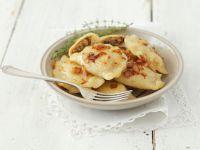 Vegetarian Polish Pierogi's recipe
