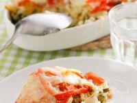 Vegetarian Potato Casserole recipe