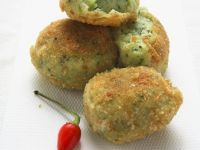 Veggie Croquettes recipe
