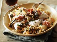 Veggie Lasagne Bowl recipe