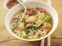 Veggie Noodle Broth recipe