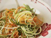 Veggie 'pasta' Bowl recipe