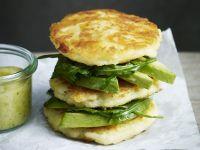 Veggie Pattie Stack recipe