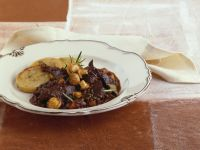 Venison and Red Lentil Casserole recipe