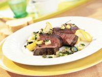 Venison Steaks recipe