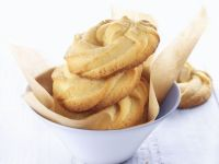 Viennese Shortbread Swirls recipe