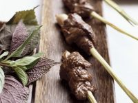 Vietnamese Beef Skewers recipe
