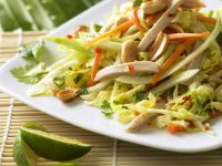 South-east Asian-style Chicken Salad recipe
