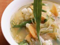Vietnamese Style Vegetable Soup recipe