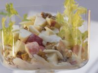 Classic Apple and Walnut Salad recipe
