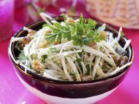 Walnut and Celery Salad recipe