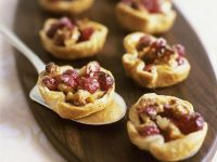 Walnut Cranberry Tartlets recipe