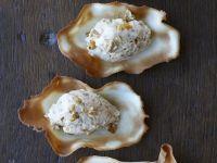 Walnut Cream and Crackers recipe