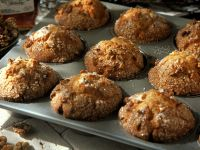 Walnut Muffins recipe