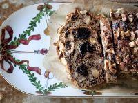 Walnut Plum Bread recipe