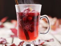 Warm Red Fruit Punch recipe