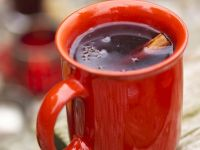 Warm Red Wine Punch recipe