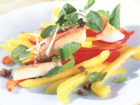 Watercress and Pepper Salad recipe