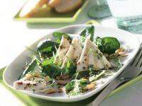 Watercress Salad with Goat Cheese recipe