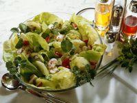Watercress Salad with Mushrooms recipe