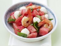 Seafood and Melon Salad recipe