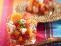 Watermelon Salad with Feta recipe