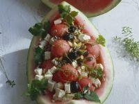 Watermelon Wedge Salad recipe