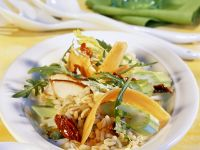 Wheat-berry and Turkey Salad recipe