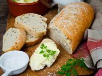 Wheat Bread with Flax Seed recipe
