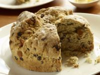 Wheat-free Fruited Soda Bread recipe