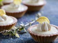 Wheat-free Lemon Tartlets recipe