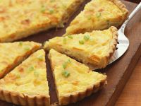 Wheat-free Root Vegetable Quiche recipe