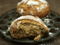 Wheat-free Rustic Rolls recipe