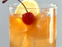 Whiskey and Lemon Cocktail recipe