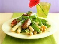 White Asparagus with Pork recipe