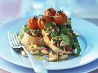 White Bean Crostini recipe
