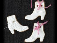 White Boots Cookies recipe