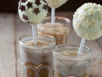 White Choc Cake Pops recipe